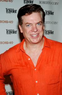 Christopher McDonald at the Brooke Shields'