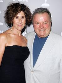 Jack McGee and Stephanie at the 20th Century Fox Television and FOX Broadcasting Company 2006 Emmy party.