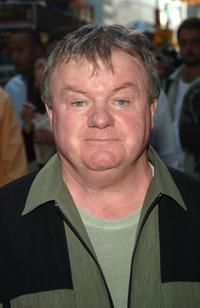 Jack McGee at the Broadway opening of