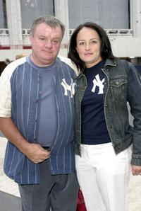 Jack McGee and Meredith Sullivan at the screening of