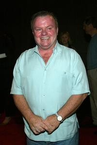 Jack McGee at the third season premiere of