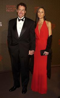John C. McGinley at the Louis Vuitton United Cancer Front Gala.