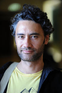 Taika Waititi at the 2010 Doha Tribeca Film Festival.