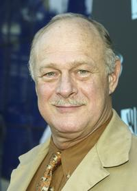 Gerald McRaney at the WB Network's 2004 All Star Summer Party.