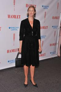Janet McTeer at the Broadway opening night of