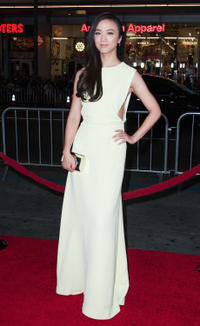 Tang Wei at the California premiere of