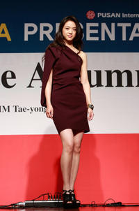 Tang Wei at the Gala presentation of