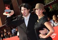 Jason Reitman and Diablo Cody at the photocall of Official Awards during the 2nd Rome Film Festival.