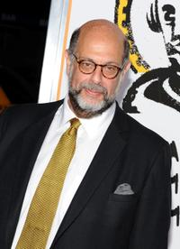 Fred Melamed at the New York premiere of