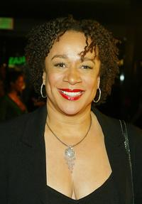 S. Epatha Merkerson at the screening of