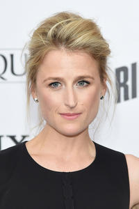 Mamie Gummer at the New York premiere of