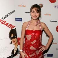 Audrey Dana at the 12th Annual City of Lights, City of Angels French Film Festival.
