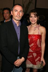 Francois Truffart and Audrey Dana at the 12th Annual City of Lights, City of Angels French Film Festival.