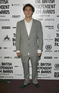 Rafi Gavron at the British Independent Film Awards.
