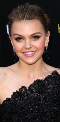 Aimee Teegarden at the 13th Annual Young Hollywood Awards in California.