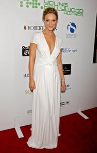 Beau Garrett at the Hollywood Life Magazines 9th annual Young Hollywood Awards.