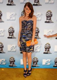 Emma Stone at the 17th Annual MTV Movie Awards.