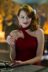 Emma Stone as Grace Faraday in
