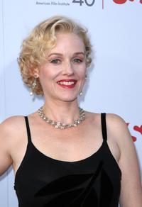 Penelope Ann Miller at the 35th AFI Awards.