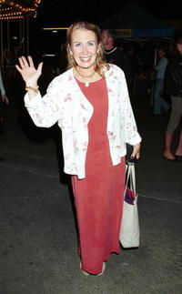 Juliet Mills at the Dralion Cirque Du Soleil.