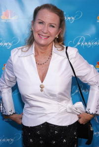 Juliet Mills at the premiere of