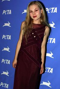 Rachel Miner at the PETA's 21st Anniversary Party and Humanitarian Awards.