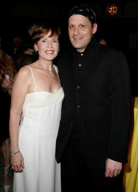 Edmee de M. Firth and Isaac Mizrahi at the New York City Opera opening night of