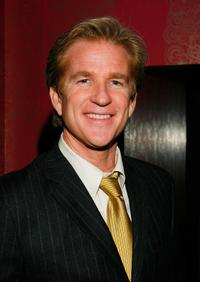 Matthew Modine at the Oscar & Independent Spirit Award party.