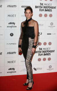 Ruth Wilson at the British Independent Film Awards.