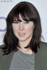 Alice Lowe at the Senses of Humor / Humour: The Art Of Comedy during the 2013 Sundance London Film And Music Festival.