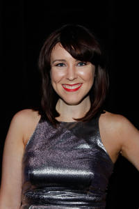 Alice Lowe at the premiere of