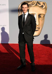 Harry Lloyd at the BAFTA Brits To Watch Event in California.