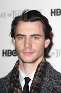 Harry Lloyd at the DVD launch of