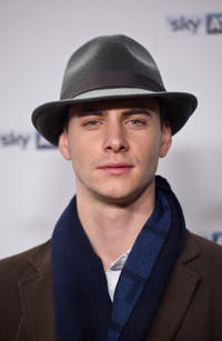 Harry Lloyd at the launch of Sky Atlantic Channel in London.
