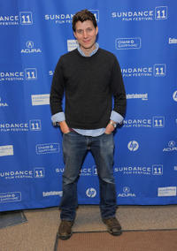 Jeff Nichols at the premiere of