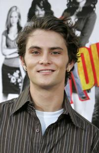 Shiloh Fernandez at the premiere of