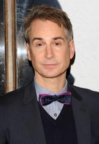 Geoffrey Nauffts at the Broadway opening of