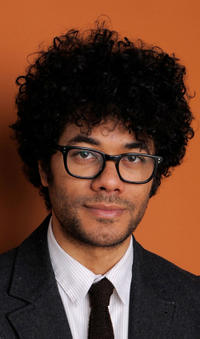 Richard Ayoade at the portrait session of