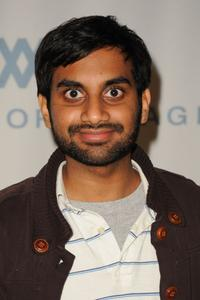Aziz Ansari at the JHRTS 6th Annual