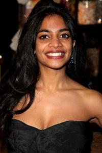 Amara Karan at the after party of the world premiere of