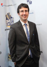 John Oliver at the Comedy Central's Night Of Too Many Stars: An Overbooked Concert For Autism Education in New York.