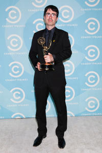 John Oliver at the Comedy Central's 2011 Primetime Emmy Awards Party.