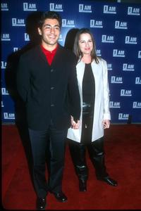 Danny Nucci at the IAM.COM Hollywood Launch Party.