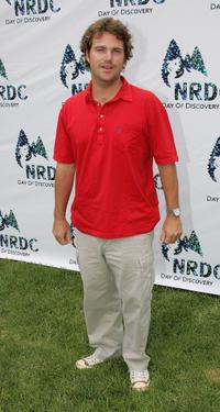 Chris O'Donnell at the Brentwood Natural Resource Defense Council's Day of Discovery.