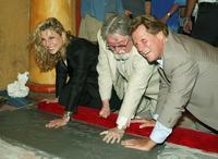 Ryan O'Neal and Tatum O'Neal at the Los Angeles 30th anniversary screening of