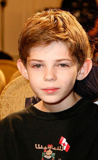 Robbie Kay at the TIFF 2007 Press Conference for