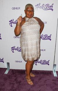 Luenell at the Hale Bob Summer of Love party.