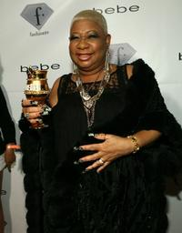 Luenell at the Fashion TV's Tenth Anniversary Celebration.