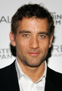 Clive Owen at the N.Y. premiere of