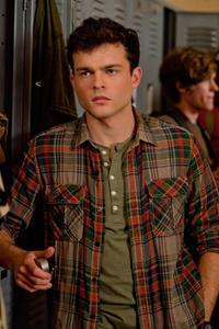 Alden Ehrenreich as Ethan Wate in